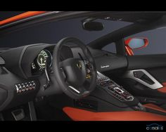 2014 Lamborghini Aventador MY14 Independent Shift Rod Trans All Wheel Drive-$834,813
