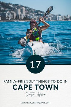 Looking for fun activities for the kids while on vacation in Cape Town? Explore our top experiences to keep the whole family entertained. Activities In Cape Town, Fun Activities, Stuff To Do, Things To Do, Cape Town South Africa, Friends Family, Places To Visit, Vacation, Explore