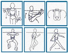 AquaJogger water exercise routines