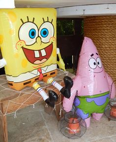 Spongebob Birthday Party