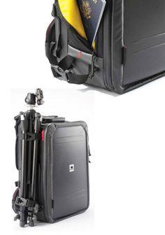 S115 Pelican Camera Pro backpack by studioFAR - Soft Goods Designer , via Behance