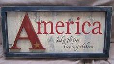 america by bobbi