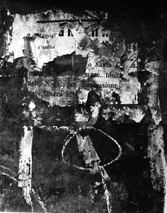 Aaron Siskind. Urban Decay Photography, Fine Art Photography, Aaron Siskind, Macro Flower, Monochrome Photography, Photomontage, Famous Artists, Abstract Expressionism, Street Art