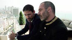 Adam Rayner and Ashraf Barhom - 'Tyrant'