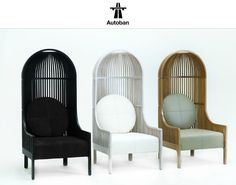 Bodrum-Autoban Nest Lounge Chair
