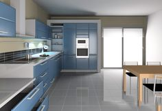 For only $5, I will design 3D kitchen design. | Hello, We want to propose to you one service for Kitchen 3D Design. We can design any kind of kitchen for you that you have | On Fiverr.com