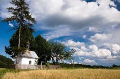 Roztocze Landscape Pics, Big Sky, Bucket, Cottage, Clouds, Country, Board, Places, Outdoor
