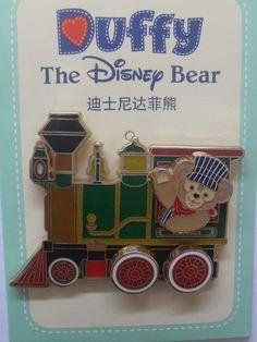 Shanghai Disney Resort PIN Duffy Train | eBay