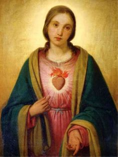 Prayer to the Immaculate Heart of Mary O Most Blessed Mother, heart of love, heart of mercy, ever listening, caring, consoling, hear our prayer. As your children, we implore your intercession with Jesus your Son. Receive with understanding and...