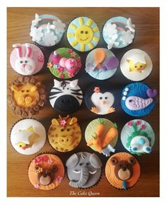 Cupcakes for children!!!