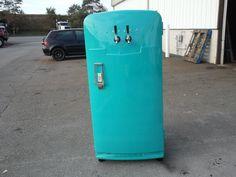 Old-School Refrigerator Restoration! - MicroBlend | MicroBlend
