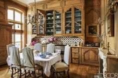 Decor Inspiration : Katherine Bryan's Paris Apartment by Studio Peregalli