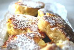 Racuchy na jogurcie:hit ekspresowej kuchnii Polish Desserts, Polish Recipes, Polish Food, Cooking Time, Cooking Recipes, I Foods, Kids Meals, Food To Make, Sweet Tooth