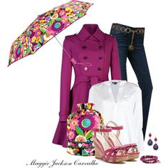 April Showers by maggie-jackson-carvalho on Polyvore