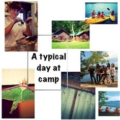 Going to Camp America program? Check my blog to see how does it work. Read a typical day at camp post and prepare for the adventure!!