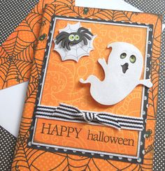 halloween cards | IDEAS FOR MAKING ELEGANT HOMEMADE HALLOWEEN CARDS | Family Holiday