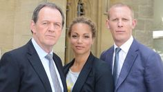 PBS' 'Inspector Lewis' - After a brief stab at retirement, Inspector Lewis is asked to assist the freshly appointed Inspector Hathaway with a challenging new case. Aided by Hathaway's talented new Sgt. Maddox - Oxford criminals are up against a formidable trio.