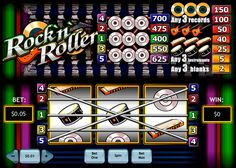 RocknRoll in jedes Haus! Kostenlos kannst du RocknRoller Spielautomat von Playtech spielen und einfach so Spass haben!