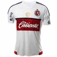 Club Tijuana 16-17 Season Away White Soccer Jersey [G967]