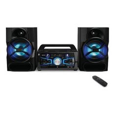 Akai Bluetooth Mini System with Light Effects