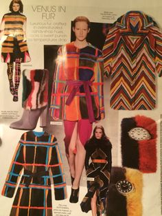 Candy Shop, Color Blocking, Cheer Skirts, Dresses With Sleeves, Fur, Luxury, Long Sleeve, Shopping, Fashion