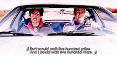 Marshal And Ted's Road Trips :)