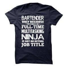 Awesome T-shirts  Multitasking Ninja Bartender . (3Tshirts)  Design Description: Multitasking Ninja Bartender  If you do not utterly love this design, you can SEARCH your favourite one via the use of search bar on the header.... -  #camera #grandma #grandpa #lifestyle #military #states - http://tshirttshirttshirts.com/lifestyle/best-discount-multitasking-ninja-bartender-3tshirts.html Check more at…