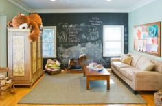 TONS of homeschool room ideas <3