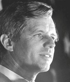 """United States Attorney General Mr~~Robert Francis Kennedy (November 20, 1925 – June 6, 1968), commonly known as """"Bobby"""" or by his initials RFK, was an American politician from Massachusetts. He served as a Senator for New York from 1965 until his assassination in 1968. He was previously the 64th U.S. Attorney General from 1961 to 1964, serving under his older brother, President John F. Kennedy. ❤❤❤ ❤❤❤❤❤❤❤ http://en.wikipedia.org/wiki/Robert_F._Kennedy"""