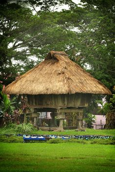 A typical Filipino house. Book me one on the beach with lots of fish, coconuts and Cerveza Negra. Filipino House, Philippine Architecture, Subic Bay, Bahay Kubo, Philippines Culture, Filipino Culture, Bamboo House, Thinking Day, The Province