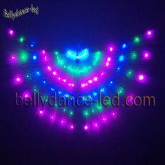 Light Up wings for children