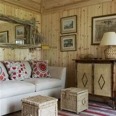 rustic living room decorating ideas - Bing images