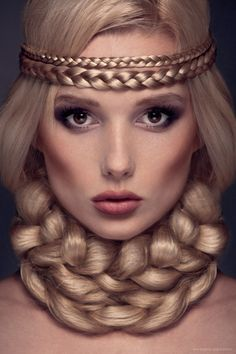 Headband - Classic make-up