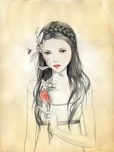 girl #art