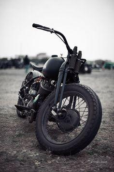 Black Harley Davidson #Bike Love
