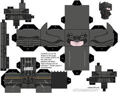Cubeecrafts de superhéroes - Taringa!