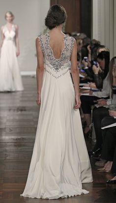 #JennyPackham Wedding #Dress - Muscari