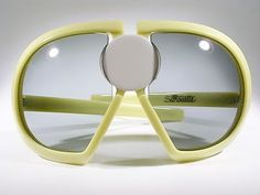 M VINTAGE SUNGLASSES COLLECTION: SILHOUETTE FUTURA 571 1970s