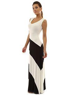 PattyBoutik Women's V Neck Striped Maxi Dress (Black and ... https://www.amazon.com/dp/B00UWTDRZ4/ref=cm_sw_r_pi_dp_U_x_6OACAbVJ1FQDG