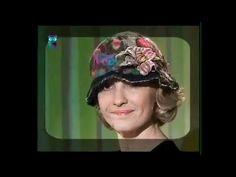 Шьем стильную шляпку без выкройки из старых шерстяных вещей. Мастер класс. Татьяна Лазарева - YouTube