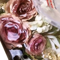 Flowers Discover Dont let your Wedding Bouquet wilt and die! Learn how to preserve your wedding flowers forever with FLORA LEE! Enroll in Forever Flora 101 today! Purple Roses Wedding, Diy Wedding Flowers, Diy Wedding Decorations, Flower Bouquet Wedding, Flower Decorations, Bouquet Flowers, Wedding Centerpieces, Purple Bouquets, Tall Centerpiece