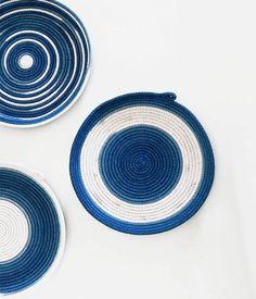 // gemma patford x bind & fold | indigo rope vessels | otis & otto.