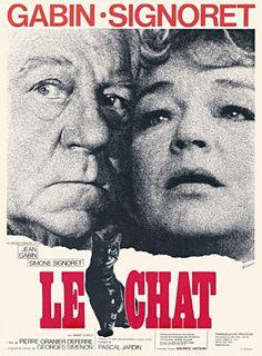 Chat [Le], L'implacabile uomo di Saint Germain (Pierre Granier-Deferre) - 1971 F, I - Yves Barsacq