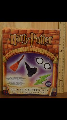Wilton 2001 Harry potter set
