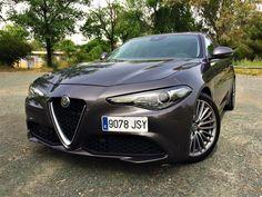 Probamos el Alfa Romeo Giulia con motor diésel de 180 cv y acabado SUPER. No te pierdas la prueba, nuestras impresiones y por qué es una alternativa premium