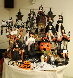 More of my sisters creations - Colleen Moody display