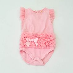 Baby Girl | 3-6 Month Lot: 8 Pieces
