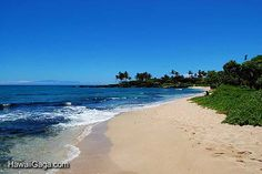 Kukio Beach. The turtles come in here and then sunbathe on the shore!! Sweet!!