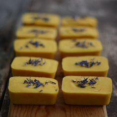 Natural soaps by @naturalmemories