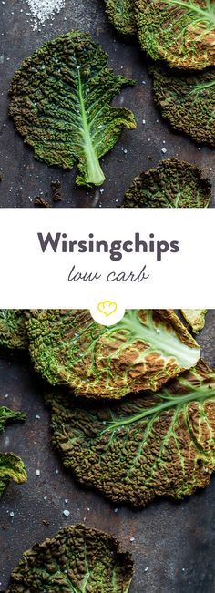 Die krausen Blätter des milden Kohls lassen sich im Backofen zu knusprigen Chips verwandeln, die den klassischen aus Kartoffeln Konkurrenz machen.